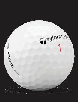Taylormade TP5x golf ball