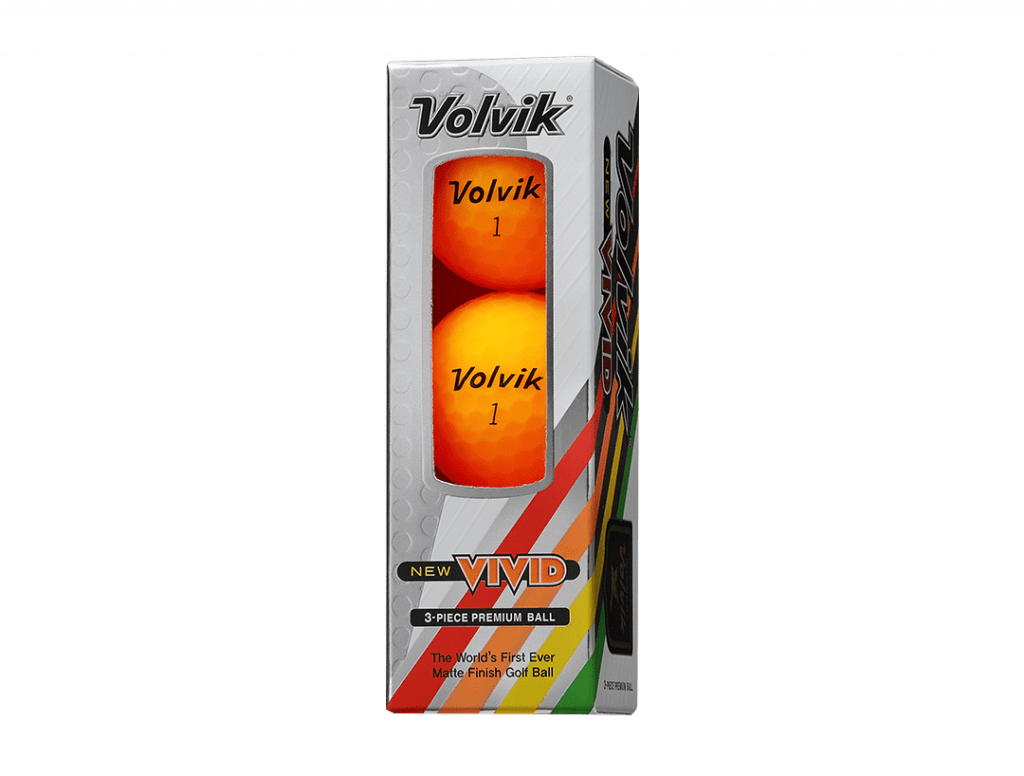 Volvik Vivid Sleeve- Orange