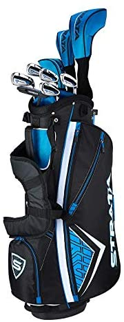 Callaway Strata Golf Clubs Complete Set