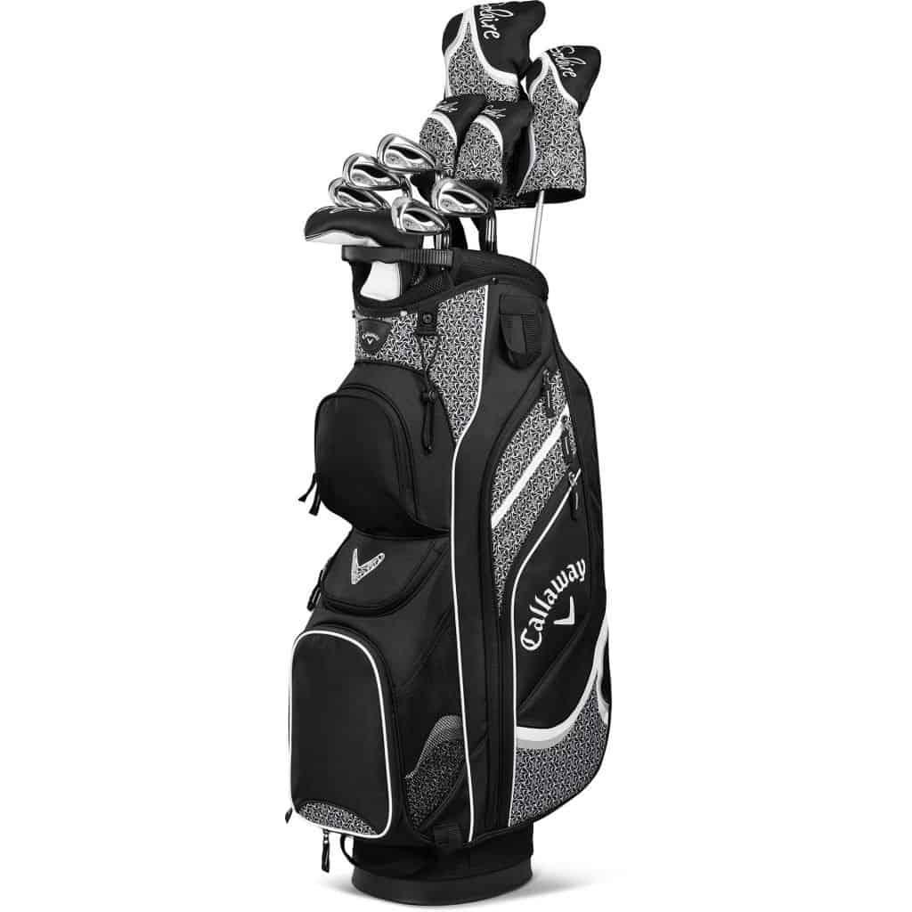 Callaway Solaire Women's Golf Club Set