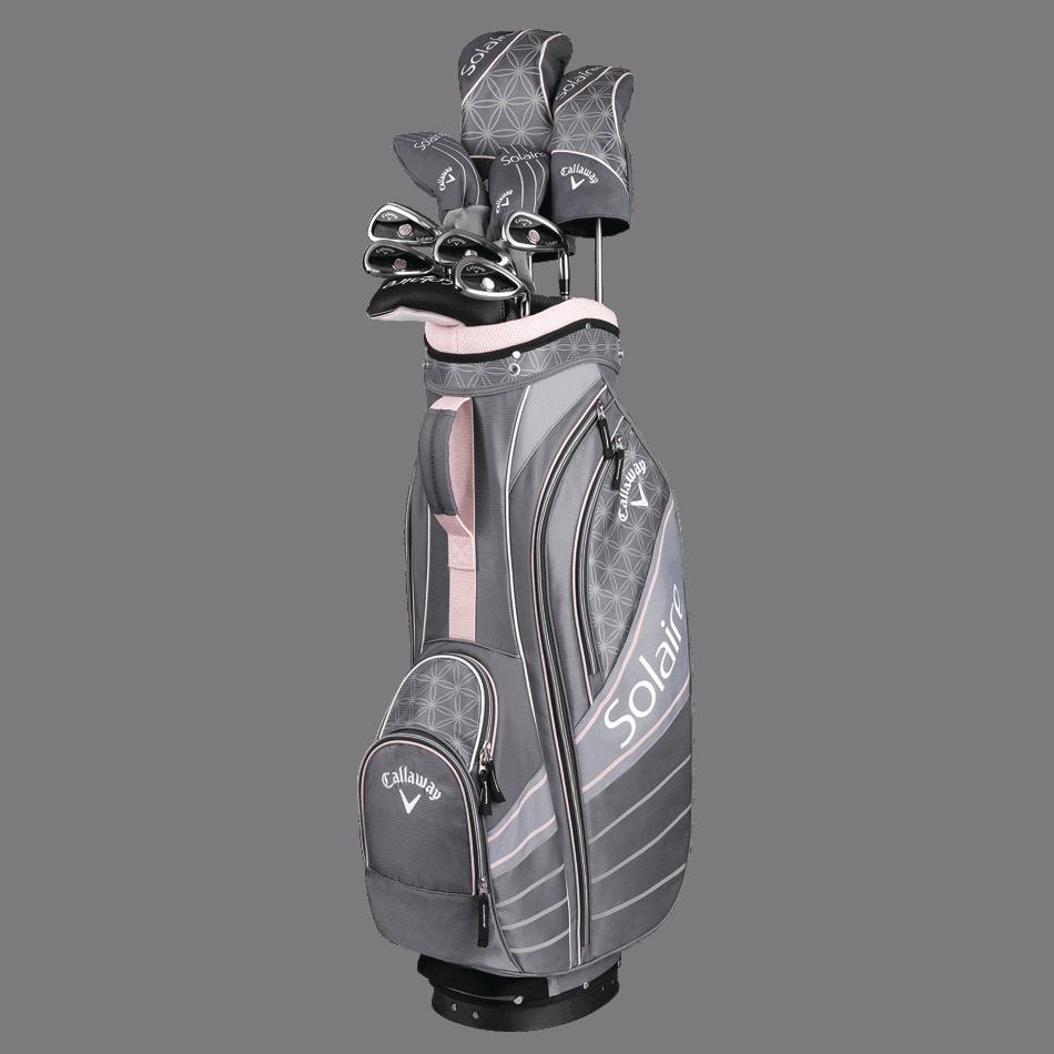 Callaway Solaire Women's Golf Clubs Cart Bag